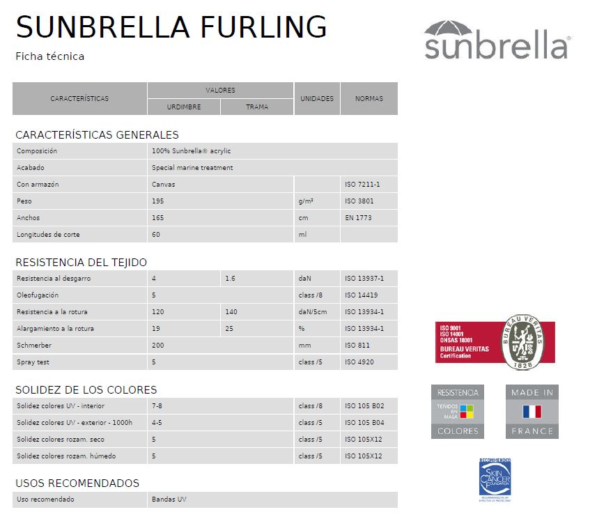 FT-Sunbrella Furling-Es