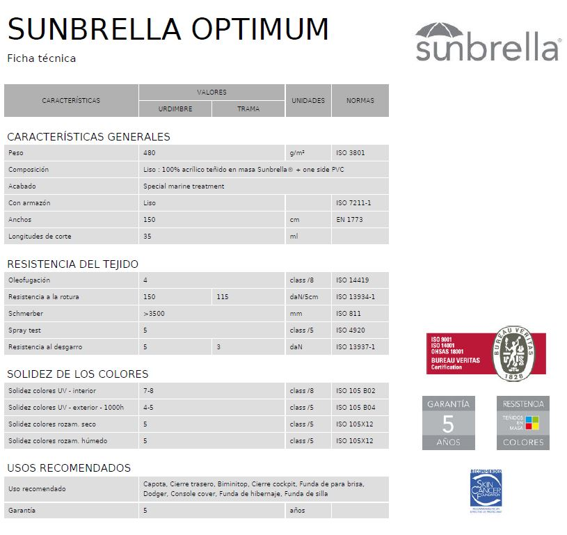 FT-Sunbrella Optimum-Es