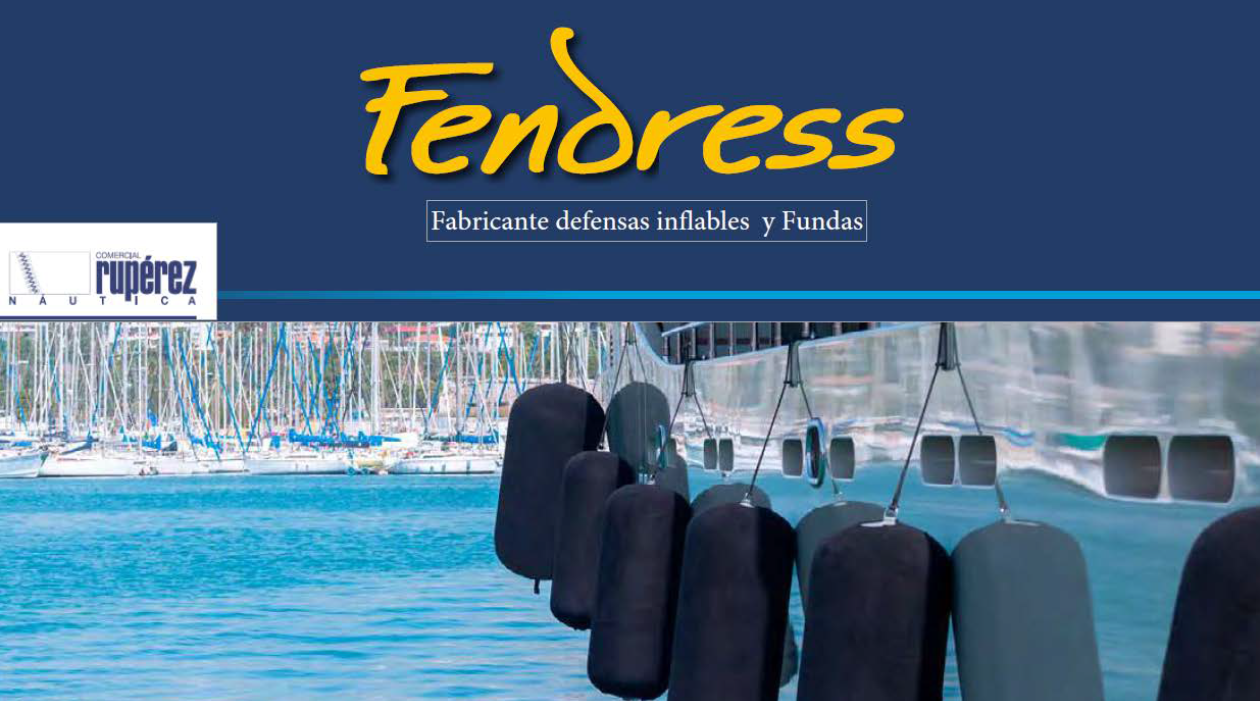 Defensas Pantalan - Defensas Hinchables - Fundas Defensa